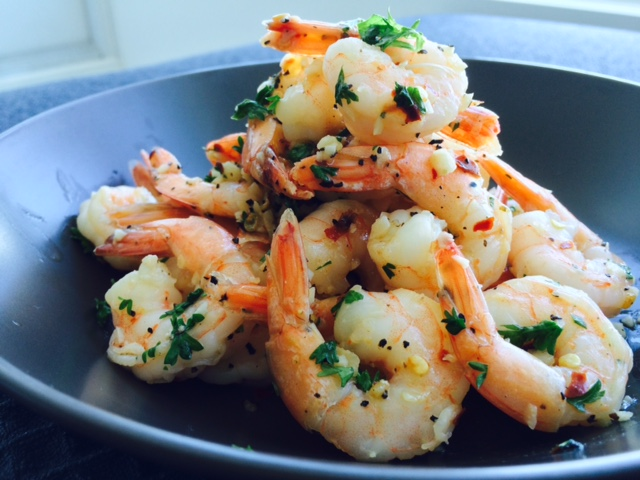 garlic shrimp 8