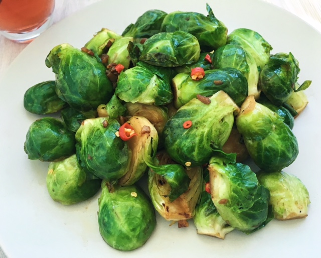 lisa eats brussel sprouts 4